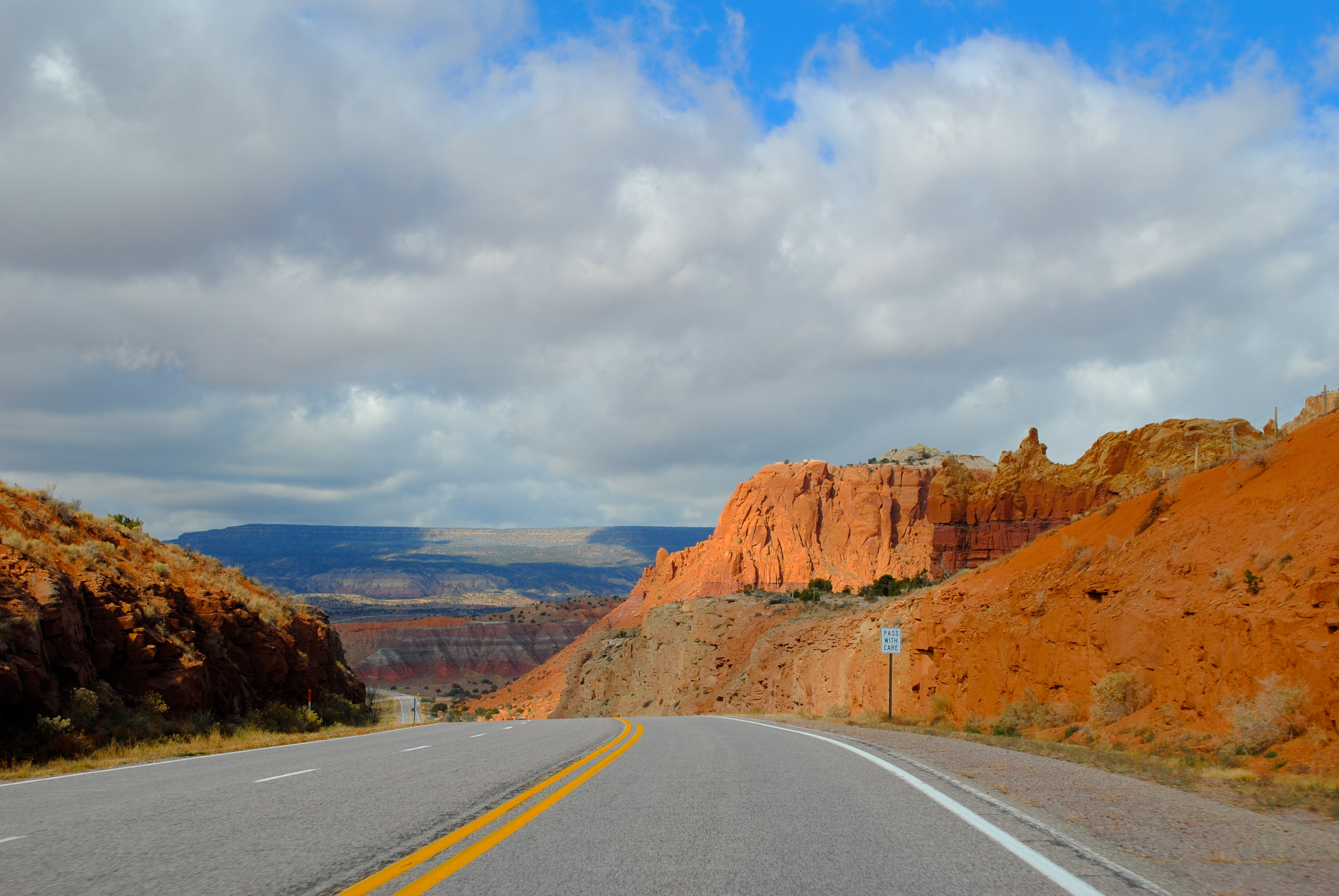 The Best Drive You Ve Never Heard Of Santa Fe To Ghost